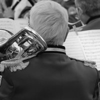 Духовой оркестр :: Юлия Манчева