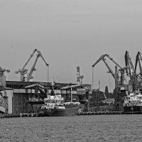 Порт... :: juriy luskin