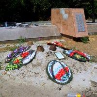 На братских могилах не ставят крестов,,, :: Александр Лысенко