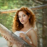 летний портрет на природе :: Veronika G