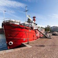 ресторан-корабль в Хельсинки :: Aleksandr Zubarev