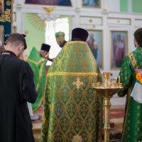 Освещение Алтаря в Спасо-Преображенском храме :: Наталья Ерёменко