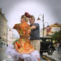 праздник открытия ул Пятницкая :: Эльмира Суворова