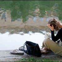 Размышления или медитация? :: Михаил Розенберг