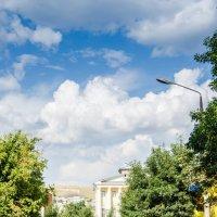 Вольск городок - Петербурга уголок :: Дмитрий Тарарин