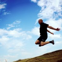 прыжок :: Ann Yakovleva
