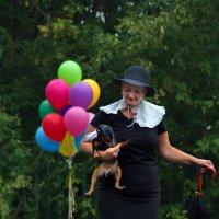Дама с собачкой :: Арсений Корицкий