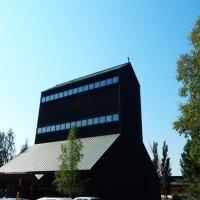 Церковь в городе Хапаранда Финляндия :: Валентина Папилова