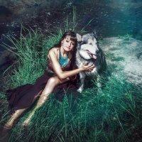 У реки :: Валерия Металличенко(DEAF)