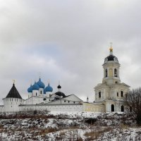 Серпуховской Высоцкий мужской монастырь. :: Oleg4618 Шутченко