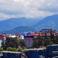 Бату́ми -  город и порт в Грузии :: Наталья Джикидзе (Берёзина)