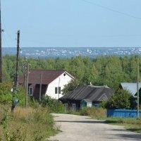 Утро в деревне Сиверка :: Николай Варламов