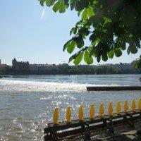 Река Влтава :: Наиля