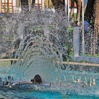 фрагмент фонтанного комплекса :: Валерий Дворников