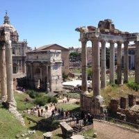 Римский форум. :: Люда Валяшки