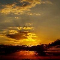 Божественный свет ЗАКАТА :: Alexander Andronik