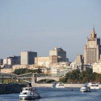Москва-река :: MaksimKa -