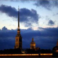 Контуры города :: Ирина Фирсова