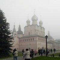 Утренний туман. :: Oleg4618 Шутченко