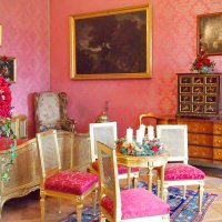 замок Добриш, Чехия,женская комната :: Ирина ***