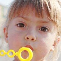 Мыльные пузыри :: Мария Писарева