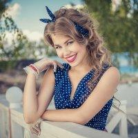 Pin Up Girl :: Максим Гусельников