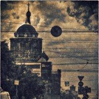Старый город :: Станислав Лебединский