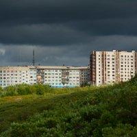 Скоро грянет гром :: Денис Антонов