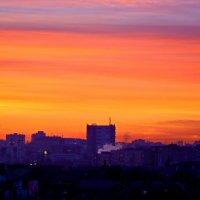 ...тонущий в закате... :: Александр Садовский