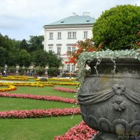 Зальцбург, парк Мирабель :: Lüdmila Bosova