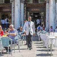 Венеция. На площади Сан-Марко. Фото 3. :: Вячеслав Касаткин