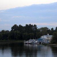 Вечер не реке :: OlegVS S