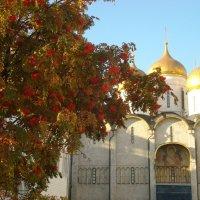 У меня в Москве — купола горят… :: Галина