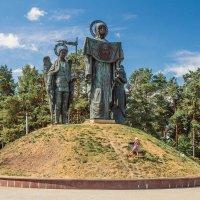 мемориал славы героям войны :: Екатерина Рябцева