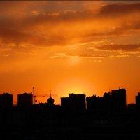..Закат над столицей Урала.. :: Арина Невская