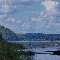 рыболовные просторы :: gribushko грибушко Николай