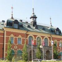 Ратуша-Швеция :: Валентина Папилова