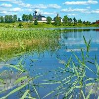 На Ферапонтовом озере :: Валерий Талашов