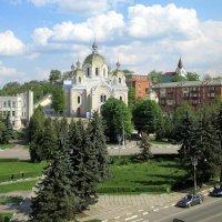Церковь Архистратига Михаила :: Люда Валяшки