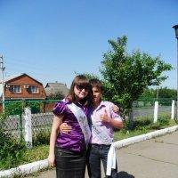 Я и КириЛка:) :: Valeriya Voice