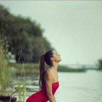 Волга-река :: Леонид Мочульский