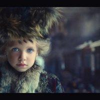 Юная леди :: Надежда Шибина