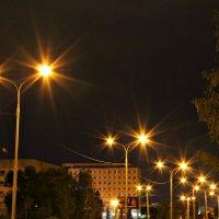 уличные фонари :: Кэтрин Ли