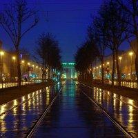 Московский проспект :: антонова надежда