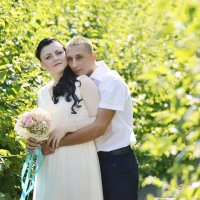 Ирина и Дмитрий) :: Полина Бабаева