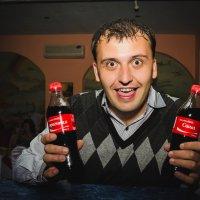 Оле, кока-кола :: Александр Ребров