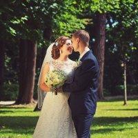 Жених и невеста :: Сергей Лиховицкий