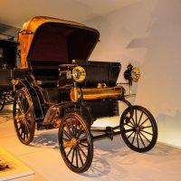 Mercedes 1885-1887 :: Georg Förderer