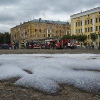 Пожар потушен :: Юрий Митенёв