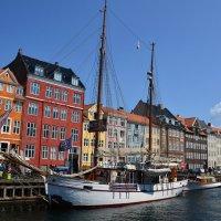 Копенгаген. Новая гавань 2 :: Николаева Наталья